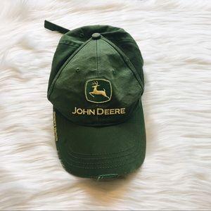 John Deere Dad Hat